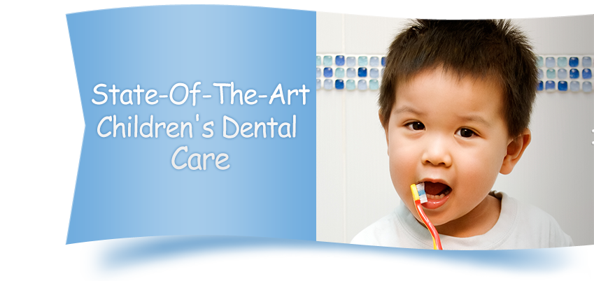 State-Of-The-Art Children's Dental Care